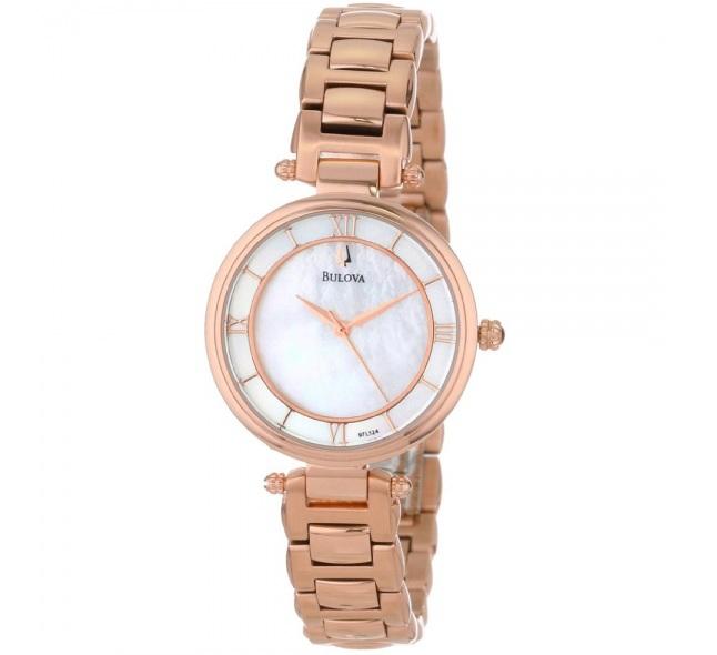 8b4aad6a4d5c Reloj BULOVA 97L124 dama - BULOVA - Relojería - Productos - Joyerías ...