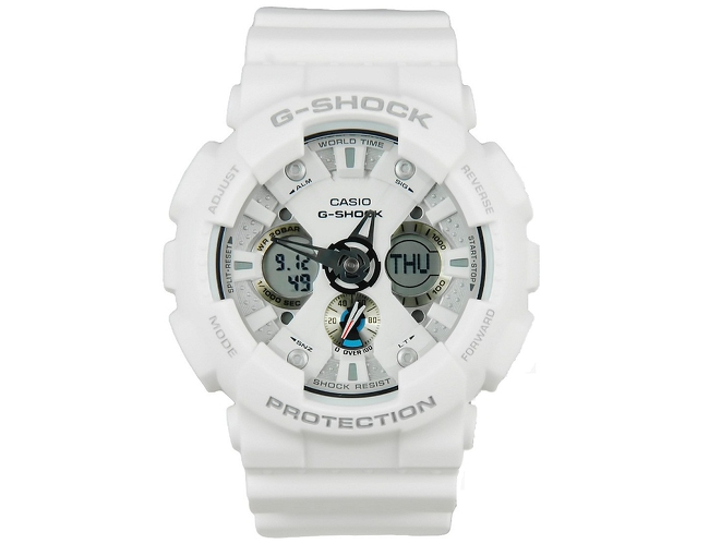 eaf616708684 Reloj CASIO G-Shock GA120A-7A - CASIO - Relojería - Productos ...