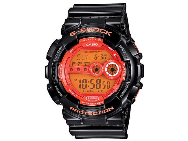 2dc2fa90f77d Reloj CASIO G-SHOCK GD-100HC-1DR - CASIO - Relojería - Productos ...