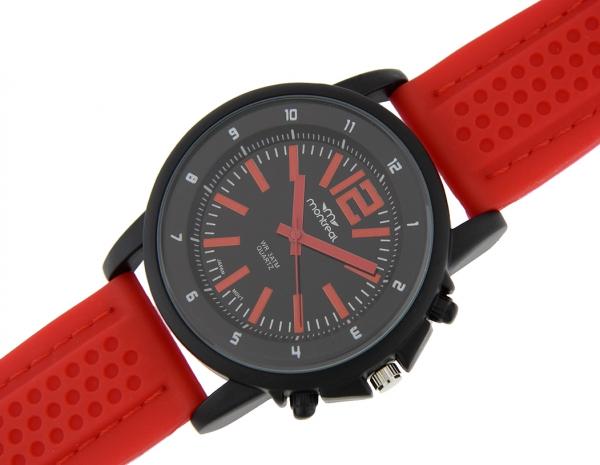 4313d345e726 Reloj MONTREAL MA-188 caballero rojo negro - MONTREAL - Relojería ...
