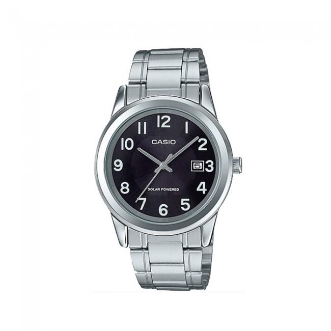 e184f316a3f9 Reloj Casio Solar Hombre MTP-VS01D-1B2 - CASIO - Relojería ...