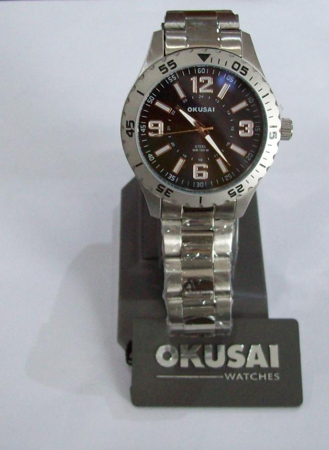 8c51ceec371d Reloj Okusai Acero Hombre OKH0057-ANS-1C9 - OKUSAI - Relojería ...