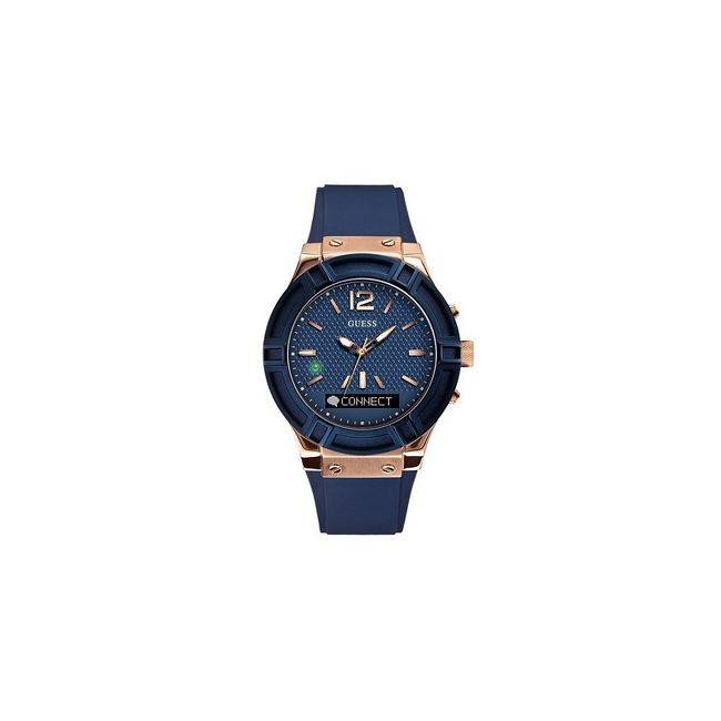 3b87ac7640d3 Guess Connect Hombre - SmartWatch (Reloj Inteligente) - ios Android -  C0001G1