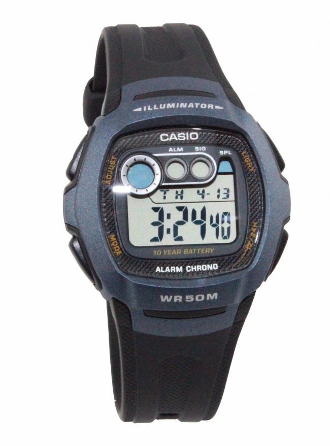 94983091a14b Reloj Casio Digital W-210-1B - CASIO - Relojería - Productos ...